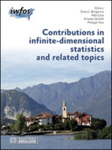 Contributions in infinite-dimensional statistics and related topics - copertina