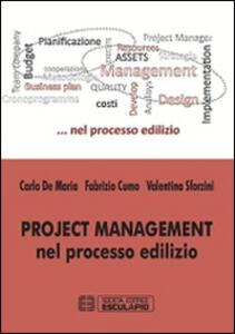 Project management nel processo edilizio