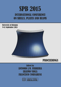 SPB 2015 international Conference on shells, plates and beams (Bologna, 9-11 settembre 2015)