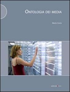 Ontologia dei media - Mario Costa - copertina