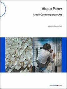 About paper. Israeli contemporary art