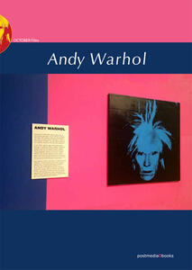 Andy Warhol - Andy Warhol - copertina