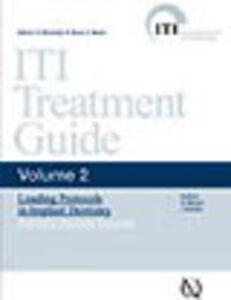 Iti treatment guide. Vol. 2: Protocollo di carico nell'odontoiatria implantare per pazienti con edentulia parziale.