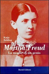 Martha Freud - Katja Behling - copertina