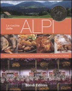 La cucina delle Alpi