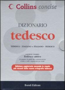 Rallydeicolliscaligeri.it Dizionario tedesco. Tedesco-italiano, italiano-tedesco Image