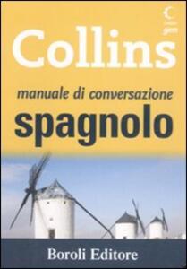 Manuale di conversazione spagnolo