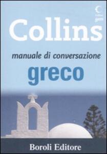 Manuale di conversazione greco