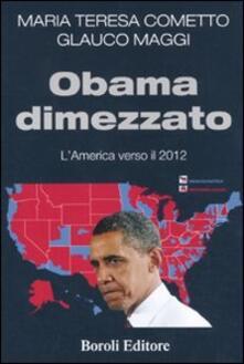 Squillogame.it Obama dimezzato. L'America verso il 2012 Image
