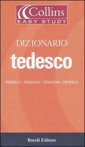 Dizionario tedesco. Tedesco-italiano, italiano-tedesco - 4