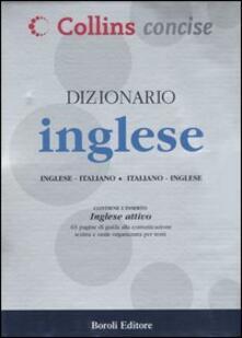 Milanospringparade.it Dizionario inglese. Inglese-italiano, italiano-inglese. Ediz. bilingue Image