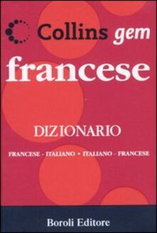 Radiosenisenews.it Francese. Dizionario francese-italiano, italiano-francese Image