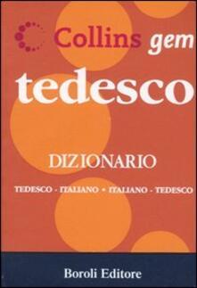 Filmarelalterita.it Tedesco. Dizionario tedesco-italiano, italiano-tedesco Image