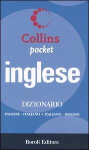 Inglese. Dizionario inglese-italiano, italiano-inglese