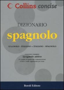 Dizionario spagnolo. Spagnolo-italiano, italiano-spagnolo.pdf