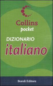 Dizionario italiano - copertina