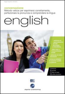 Lpgcsostenible.es Inglese conversazione. CD Audio. CD-ROM Image