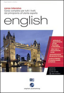 Camfeed.it English. Corso completo per tutti i livelli. Corso intensivo. CD Audio e CD-ROM Image