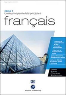 Nordestcaffeisola.it Français. Livello principianti e falsi principianti. Corso 1. CD Audio e CD-ROM Image