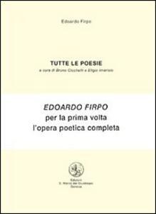 Tutte le poesie. Testo genovese e italiano