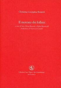 Il mercato dei folletti - Christina Georgina Rossetti - copertina