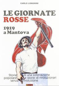Le giornate rosse. 1919 a Mantova. Storia di una sollevazione popolare e storie di rivoluzionari senza rivoluzione