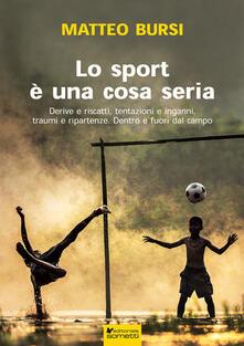 Warholgenova.it Lo sport è una cosa seria. Derive e riscatti, tentazioni e inganni, traumi e ripartenze. Dentro e fuori dal campo Image