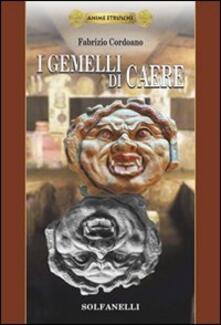 Rallydeicolliscaligeri.it I gemelli di Caere. Anime etrusche. Vol. 1 Image