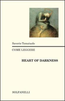 Come leggere «Heart of darkness».pdf