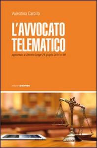 L' avvocato telematico