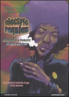 Equilibrifestival.it Electric requiem. Biografia a fumetti di Jimi Hendrix Image