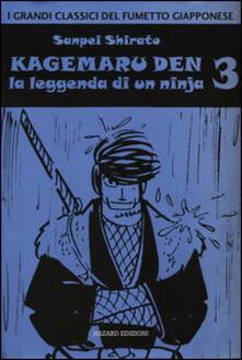 Steamcon.it Kagemaru Den. La leggenda di un ninjia. Vol. 3 Image