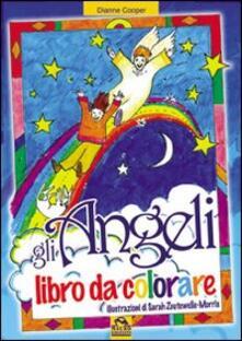 Camfeed.it Gli angeli. Libro da colorare Image