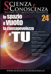Scienza e conoscenza. Vol. 24