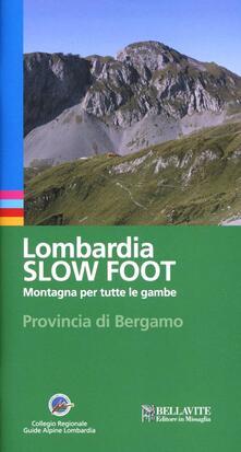 Squillogame.it Lombardia slow foot. Montagna per tutte le gambe. Provincia di Bergamo Image