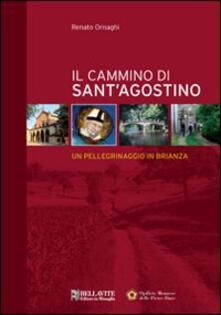 Ristorantezintonio.it Il cammino di sant' Agostino. Un pellegrinaggio in Brianza Image