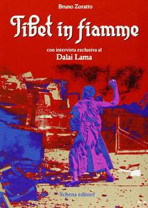 Tibet in fiamme. Con intervista esclusiva al Dalai Lama