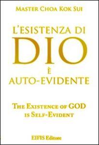 L' esistenza di Dio è autoevidente