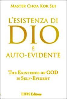 L esistenza di Dio è autoevidente.pdf