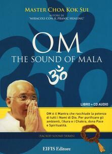 Radiospeed.it Om the sound of mala. CD Audio. Con libro Image