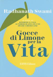 Grandtoureventi.it Gocce di limone per la vita Image