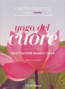Squillogame.it Yoga del cuore. Meditazione Bhakti yoga. Con libro Image