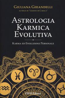 Listadelpopolo.it Astrologia karmica evolutiva. Karma ed evoluzione personale Image