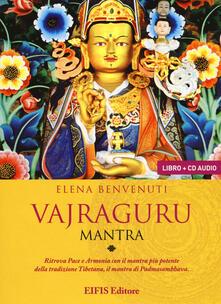 Festivalpatudocanario.es Vajraguru mantra. Con CD-Audio Image