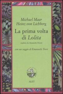 La prima volta di Lolita