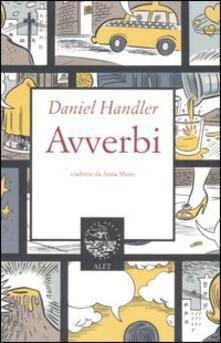 Avverbi - Daniel Handler - copertina