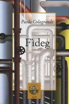 Fìdeg - Paolo Colagrande - copertina