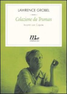 Promoartpalermo.it Colazione da Truman. Incontri con Capote Image