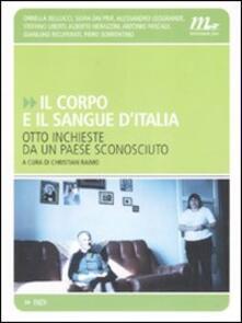 Osteriacasadimare.it Il corpo e il sangue d'Italia. Otto inchieste da un paese sconosciuto Image