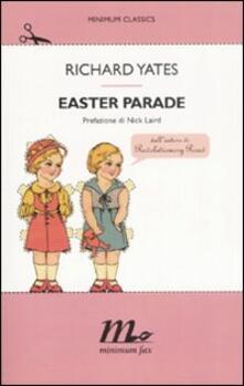 Easter parade - Richard Yates - copertina